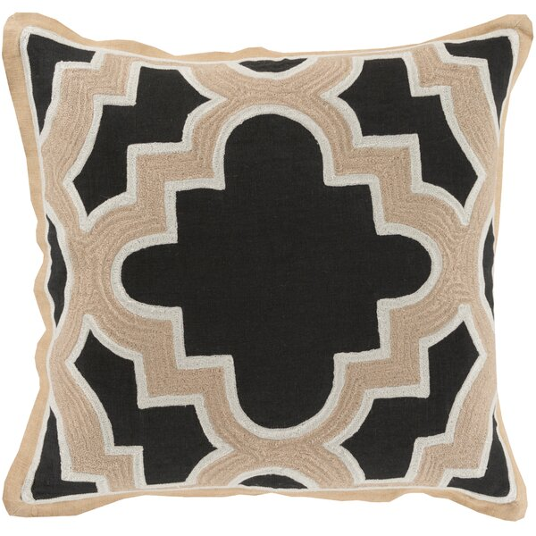 Dupont Maze 100% Cotton Throw Pillow Cover by Darby Home Co